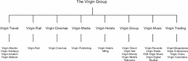 the virgin group an insight into the organizational structure and culture The virgin group an insight into the organizational structure  structure and culture of the virgin group and how it  virgin's unique culture has.